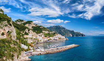 Insel Capri und Amalfi Küste